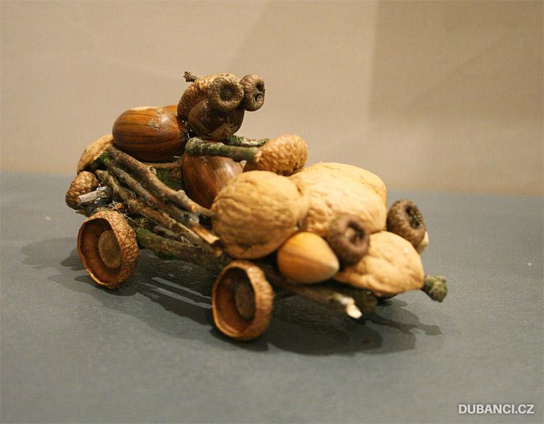 Auto s dubánkem